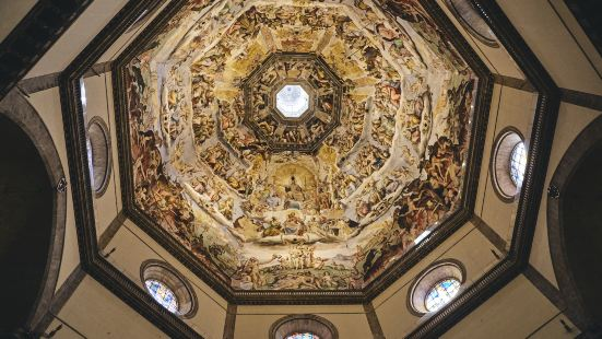 聖母百花大教堂穹頂
