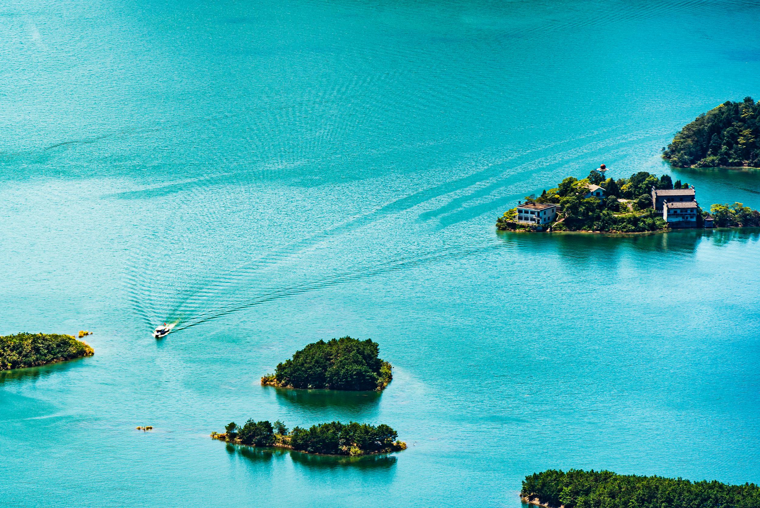 Xiandao Lake Scenic Area