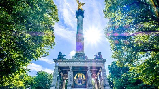和平天使雕像