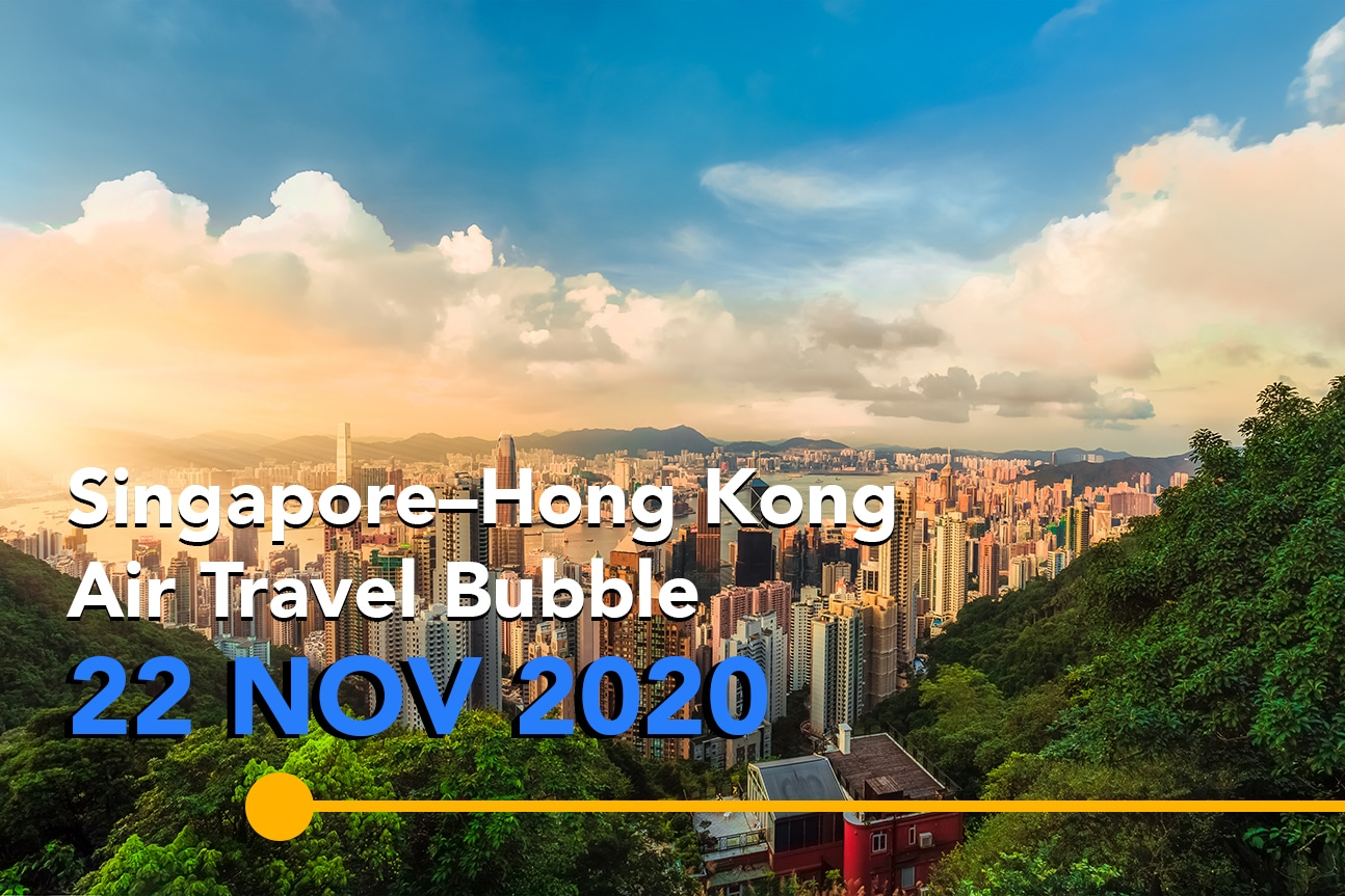 Singapore–Hong Kong Air Travel Bubble: Everything you need to know