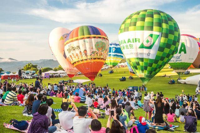 【振興三倍券】2020台東熱氣球嘉年華+三倍券優惠飯店住宿大推薦