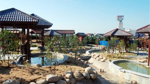 Yishang Hot Spring