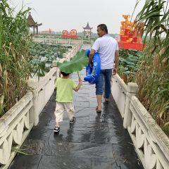 Huai'an Jinhu Hehuadang Scenic Area User Photo