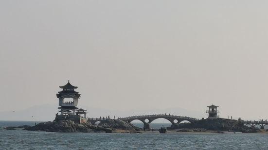 名字取得好,其实……就在兴城海滨浴场西头