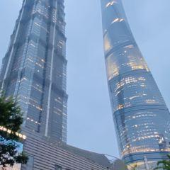 진마오 타워 여행 사진