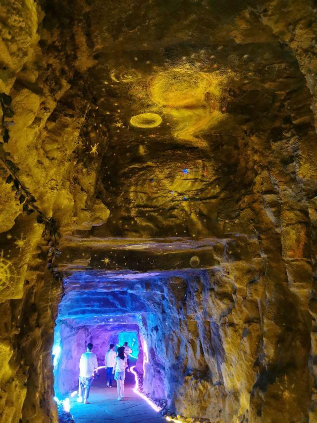반딧불이 동굴