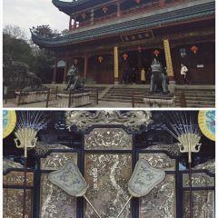 상하이 대관원 여행 사진