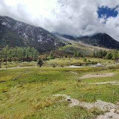 옌즈 석굴 관광단지 여행 사진
