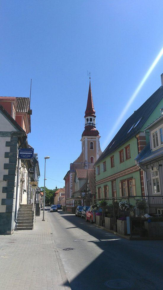 Eliisabet's Church