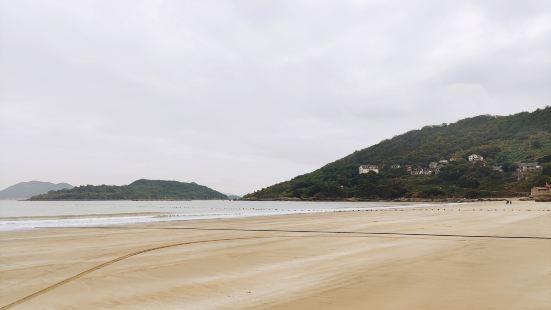 象山黃金沙灘
