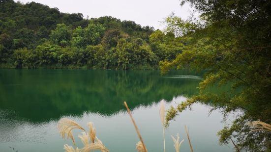 封开国家地质公园景色优美,风景秀丽,天然氧吧,接地气,趣味性