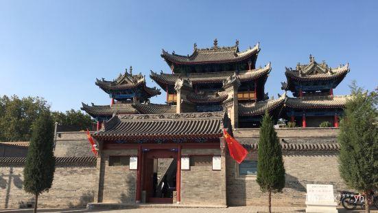 澄城縣城隍廟神樓