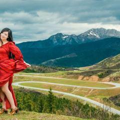 Xueshanliang Ridge 여행 사진