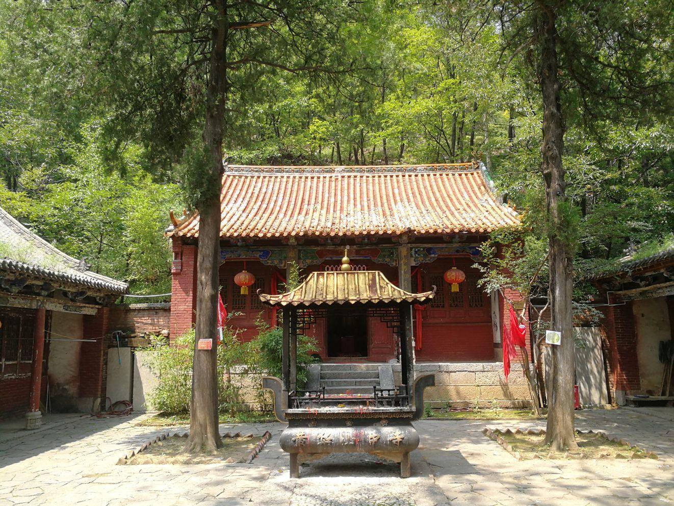 Huanghua Mountain Scenic Area
