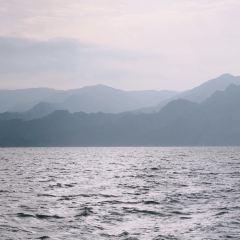 룽양후 관광단지 여행 사진