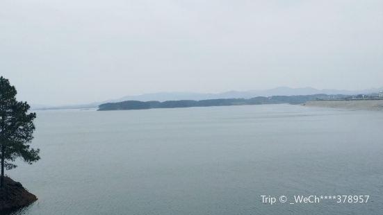 鯰魚山湖生態旅遊區