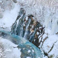白ひげの滝のユーザー投稿写真