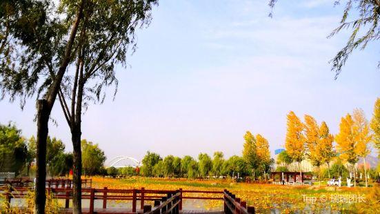 雲中河公園廣場
