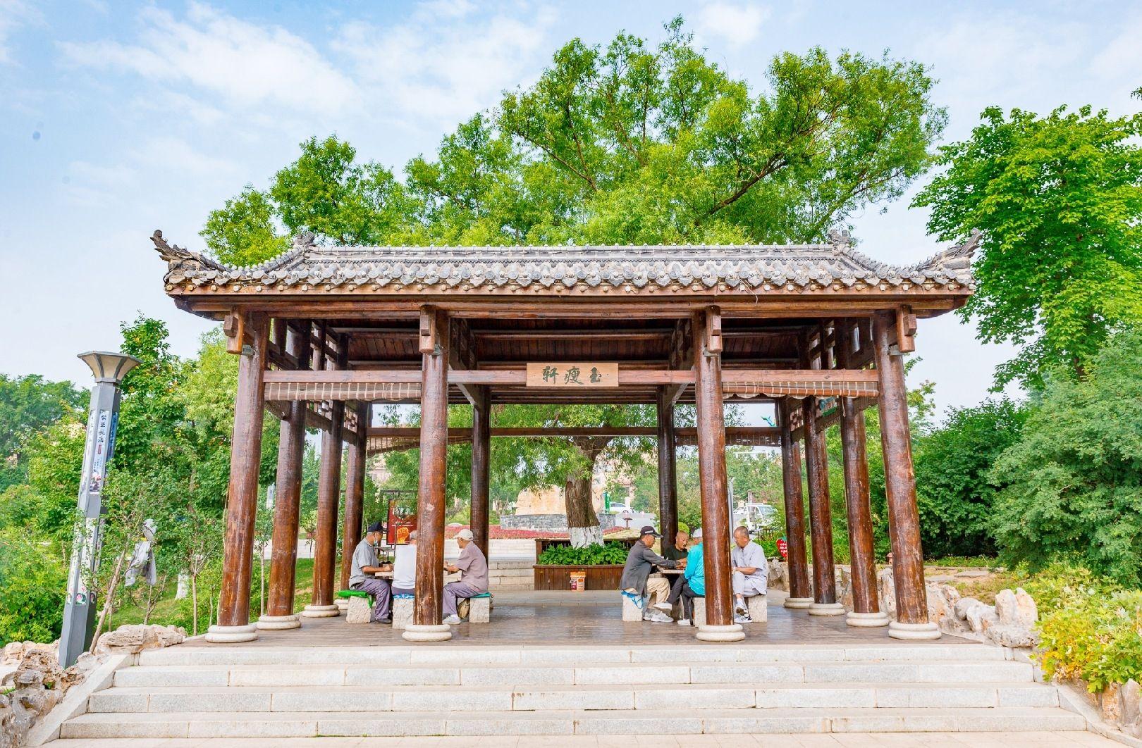 Meihekoushi Zhangbai Mountain Botanical Garden