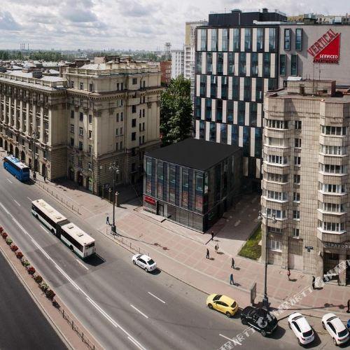 Aparthotel Vertical Hotel Saint Petersburg