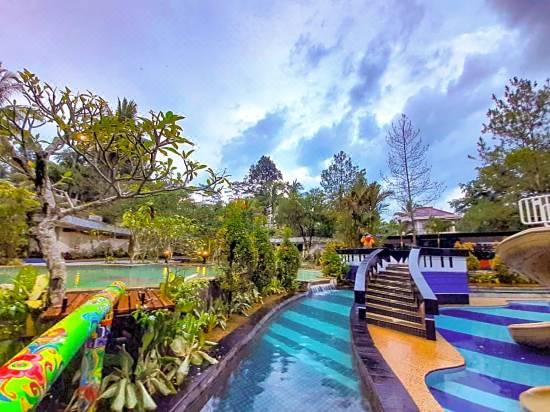 The Jhons Aquatic Resort Hotel Bintang 3 Di Cianjur