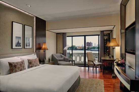 Anantara Riverside Bangkok Resort Room, Riverside Furniture Reviews