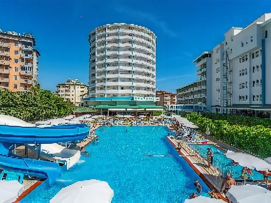 Alanya hotel ladies garden Bir Tatilde