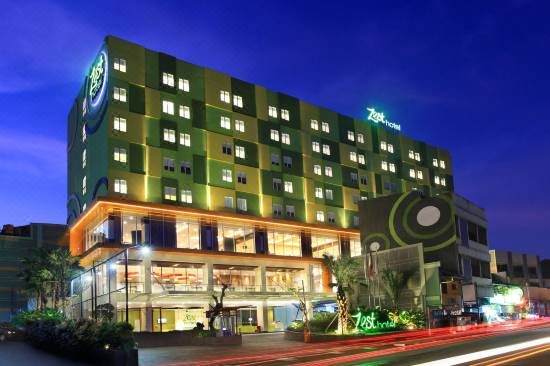 Zest Hotel Sukajadi Bandung Reviews For 3 Star Hotels In Pasteur Trip Com