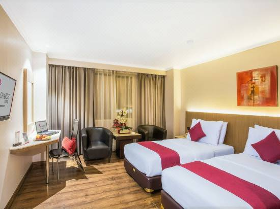 Orchardz Hotel Industri Reviews For 3 Star Hotels In Central Jakarta Trip Com