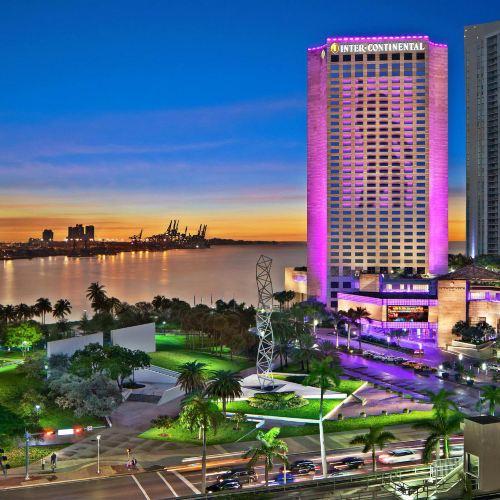邁阿密洲際酒店