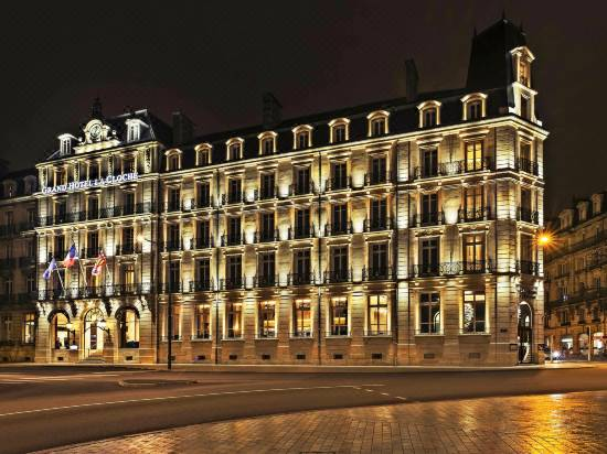 Grand Hotel La Cloche Dijon Mgallery Room Reviews Photos Dijon 2021 Deals Price Trip Com