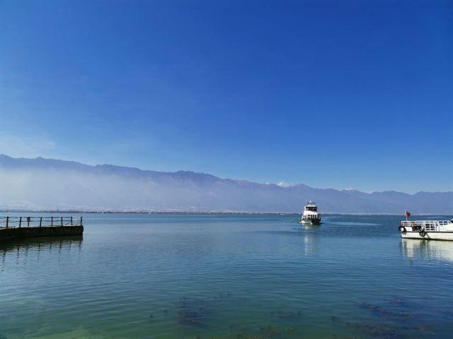 Luoquan Peninsula Tourism Area