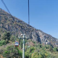 뎬츠호 서산 케이블카 여행 사진