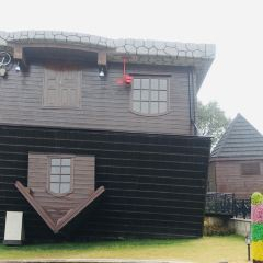 폴란드 거꾸로 된 집 여행 사진