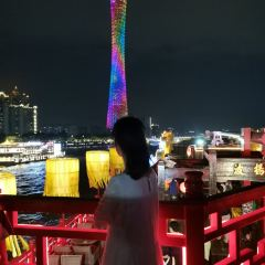珠江夜遊天字碼頭張用戶圖片
