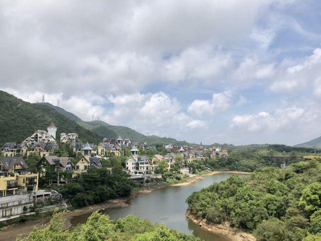 東部華僑城大俠谷