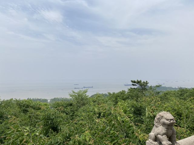 Lang Mountains Scenic Area