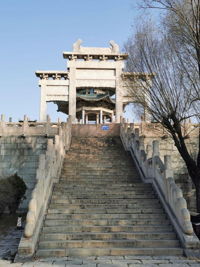 Liao Zhai City in Zibo