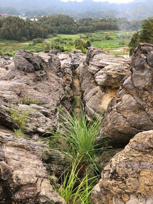 西遞石林景區