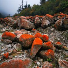 옌쯔거우 여행 사진