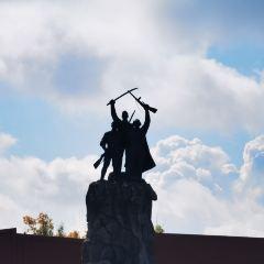 세계 반파시즘 전쟁 하이라얼 기념원 여행 사진