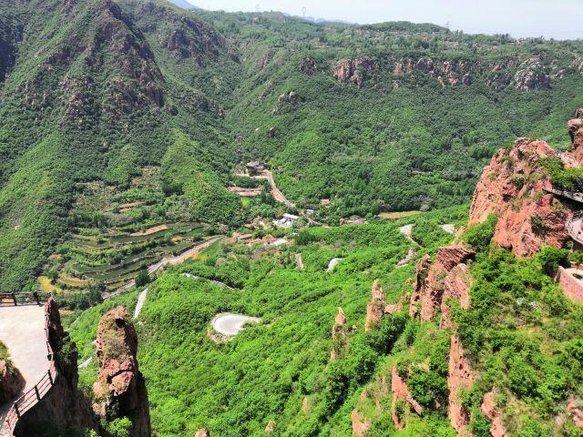 Hongshilin Sceneic Area