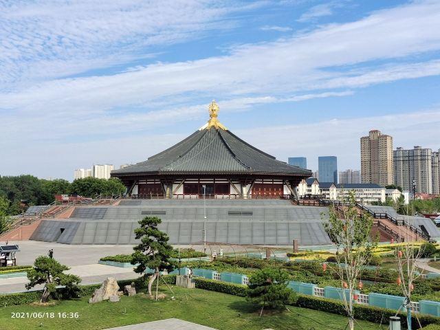 수이탕 뤄양청 국가 유적공원<수당 낙양성 국가유적공원(천당명당 관광지)>