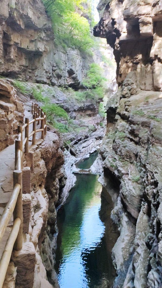 Guanshan National Geological Park