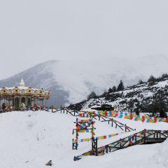 Zhegushanzirangongyuan Ski Field 여행 사진