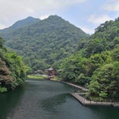 치먼구뉴장(기문고우강) 여행 사진