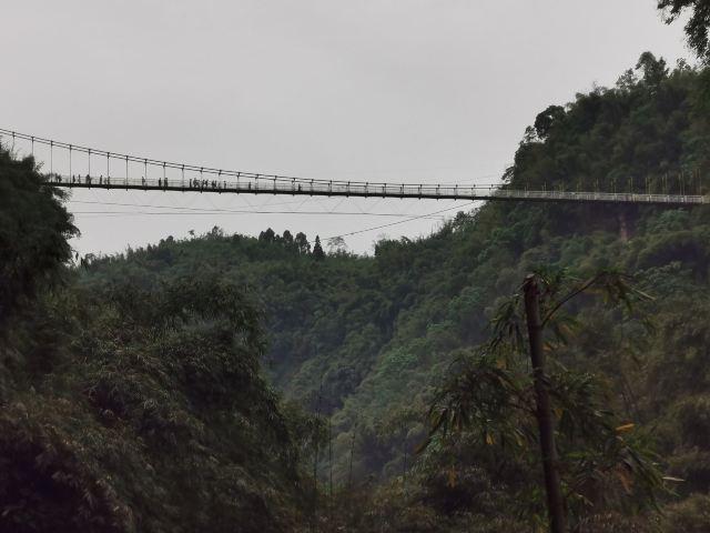 Bamboo Canyon Scenic Area (Jinji Valley)