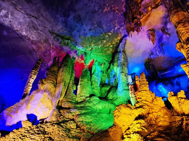 Jiulong (Nine Dragon) Cave