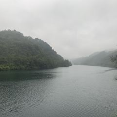 동강호풍경구 여행 사진