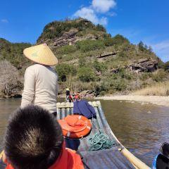 Jiuquxi Bamboo Rafting 여행 사진
